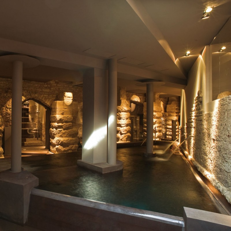 Overnight Stay for 2 at Nun Assisi Relais & Spa Museum, Italy