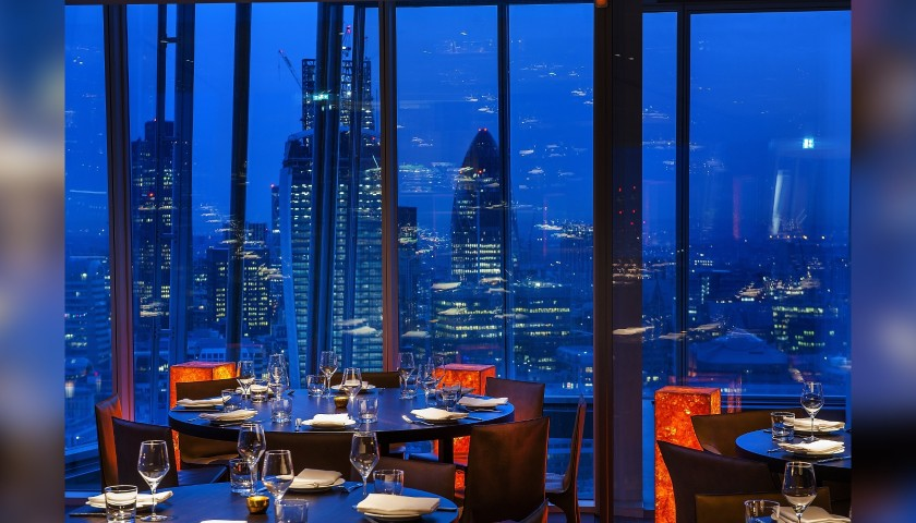 Dining Experience at Oblix for 4