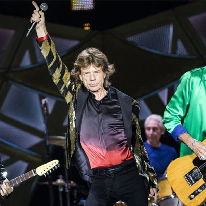 2 VIP Tickets to See the Rolling Stones in London