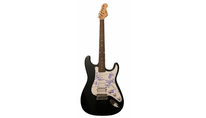 Electric Guitar - Signed by U2