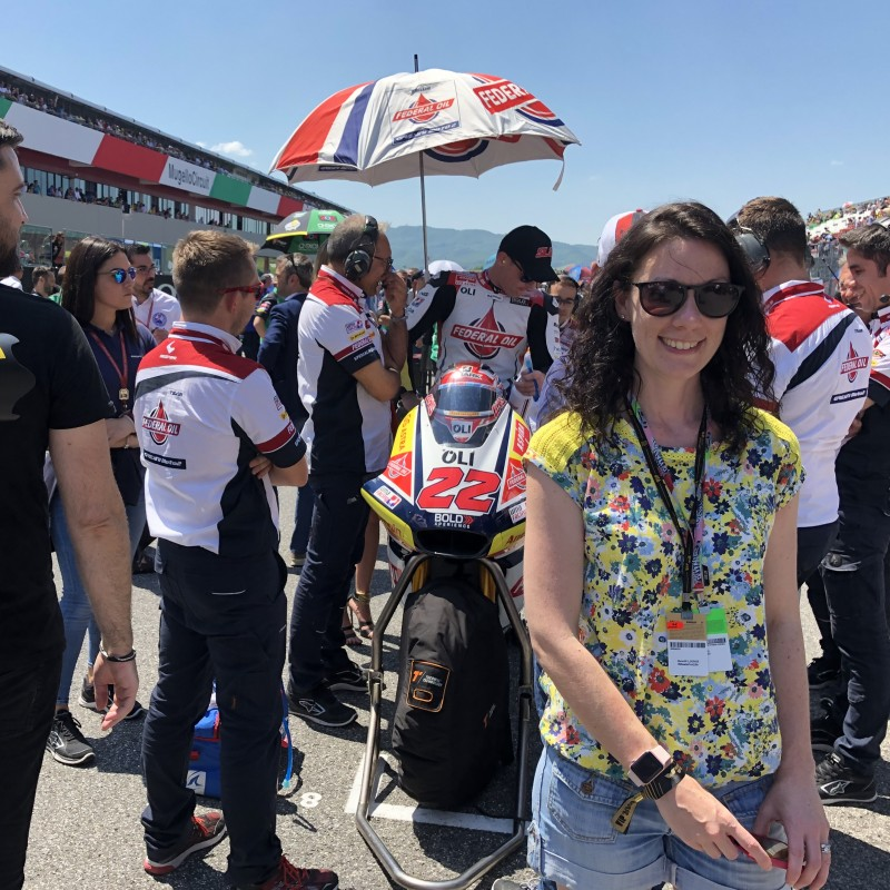 MotoGP Race Day 'all Grids' Access For Two In Valencia, Plus Weekend Paddock Passes