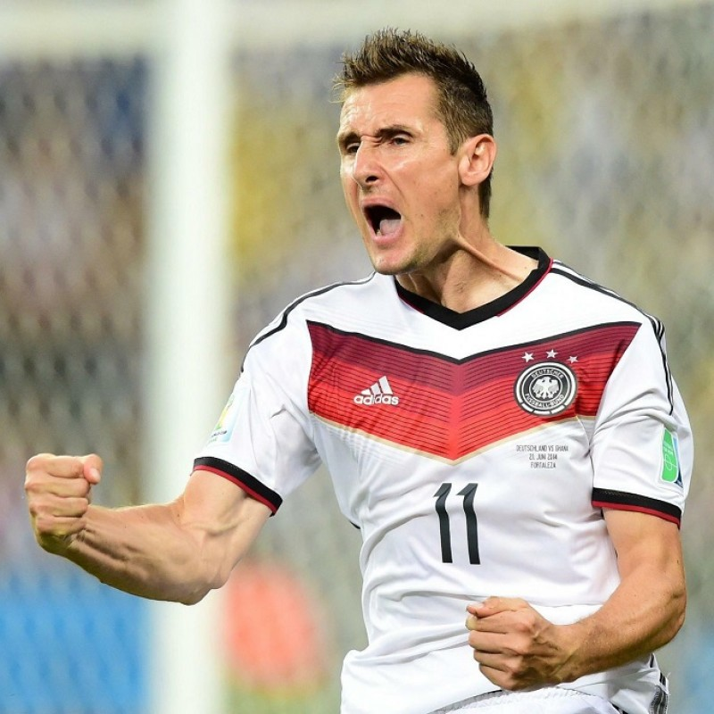 Klose's Germany Match Shirt, 2014