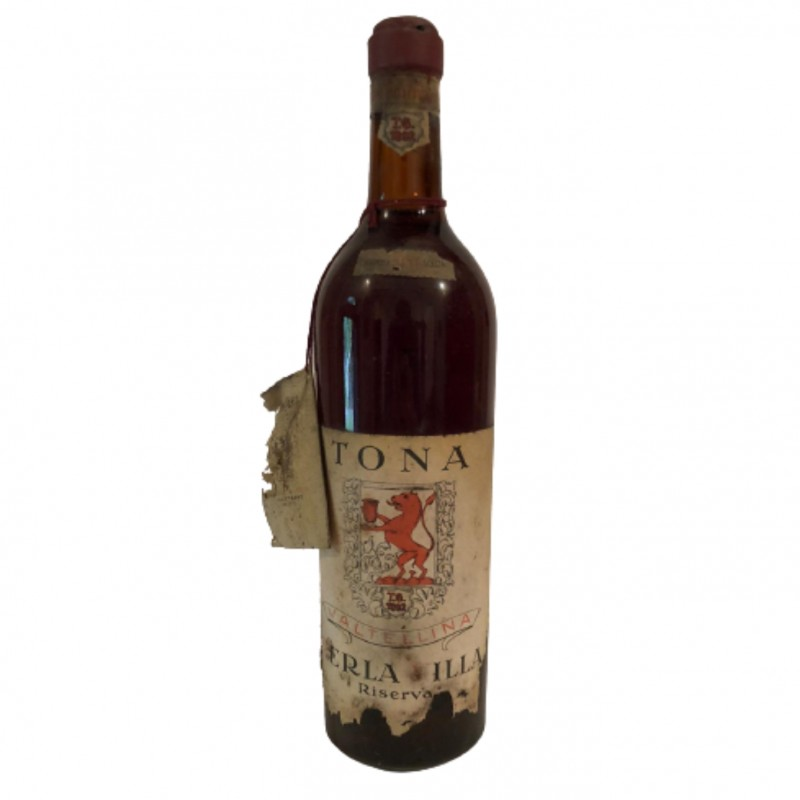 Bottle of Valtellina Perlavilla, 1956 - Tona 1892