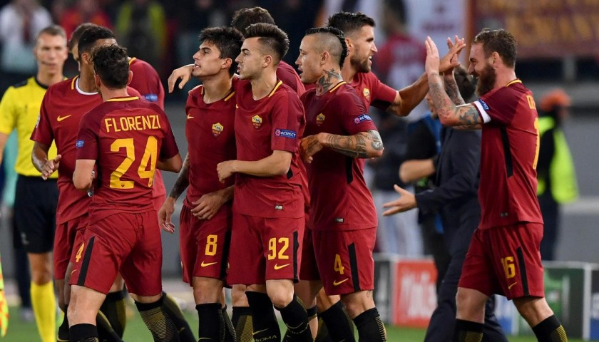 Watch the Roma-Lazio Derby from the Tribuna d'Onore + Hospitality