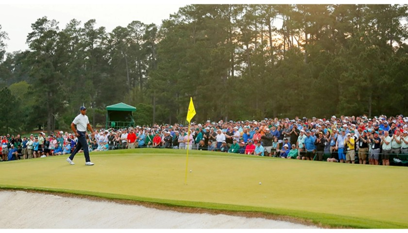 The Masters 2022 - Thursday or Friday Masters badges for 2 people