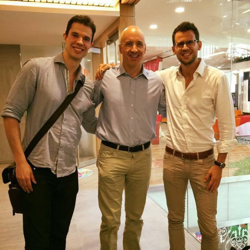 Lunch in London with Candy Crush Founder Riccardo Zacconi