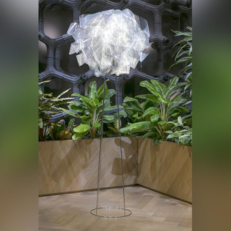 """Flower Power"" Lamp by Adriana Lohmann"