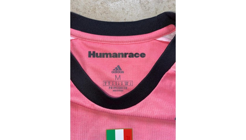 Arthur's Match Shirt, Juventus-Verona 2020 - Special Version