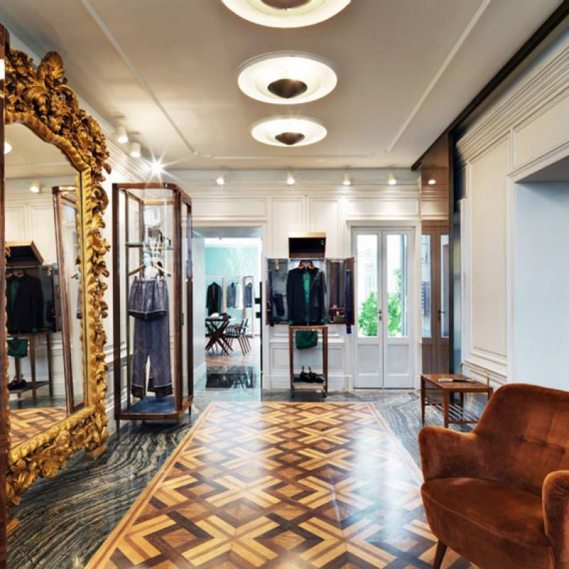 Come Inside the Exclusive World of Dolce & Gabbana Atelier in Milan