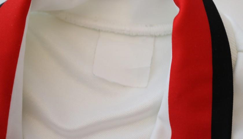 Gullit's AC Milan Match Shirt, 1990/91 Season