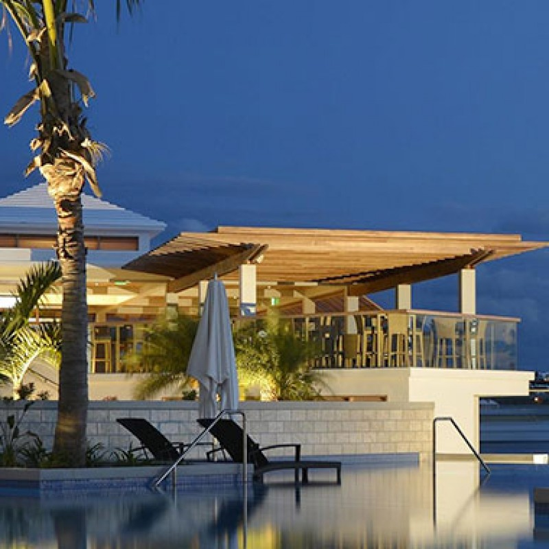 3-Night Stay at the Hamilton Princess & Beach Club in Bermuda, Plus Airfare