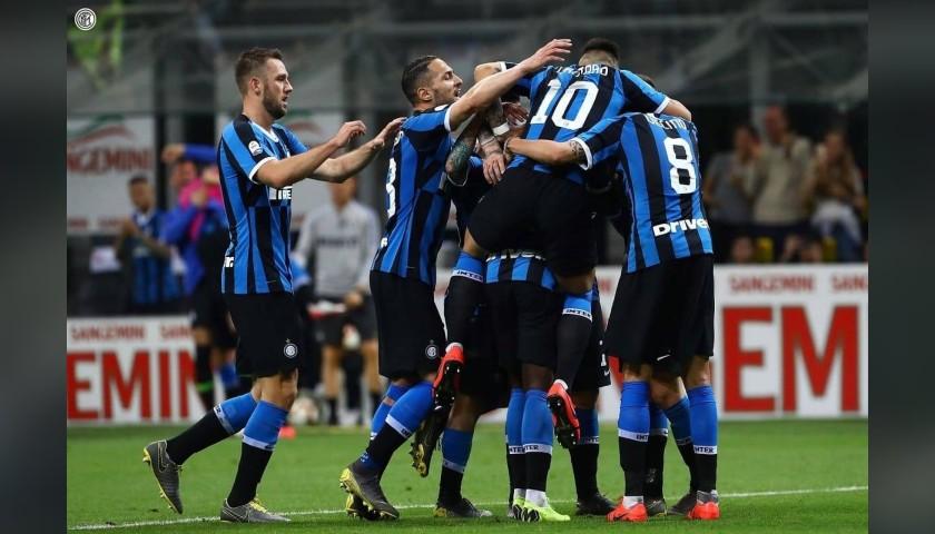 Enjoy an Inter Match + San Siro Stadium Tour