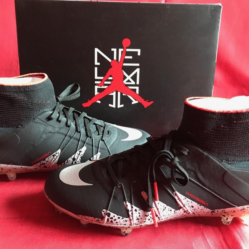 Limited Edition Neymar Nike Jordan 23 Cleats