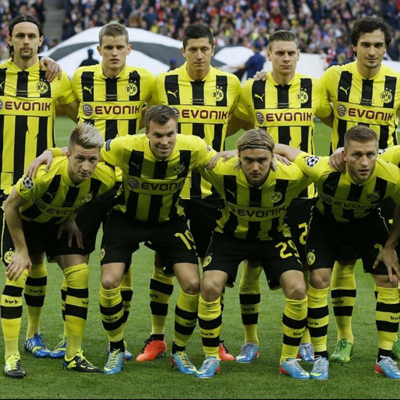 Maglia gara Gotze Borussia Dortmund, Finale Wembley 2013