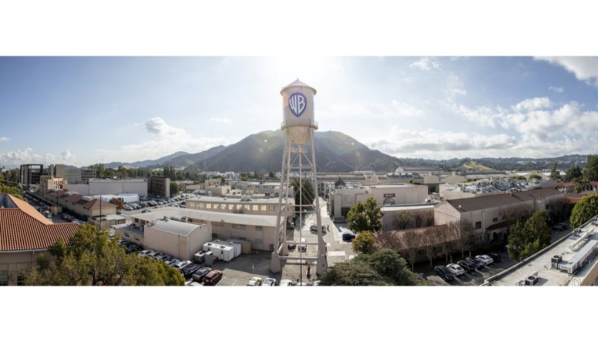 Private Tour of Warner Brothers Studio Lot