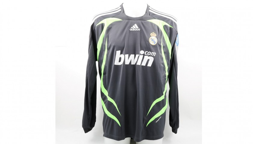 353c8917687 Raul's Signed Match-Issued/Worn Real Madrid Shirt, 2007/08 UCL ...