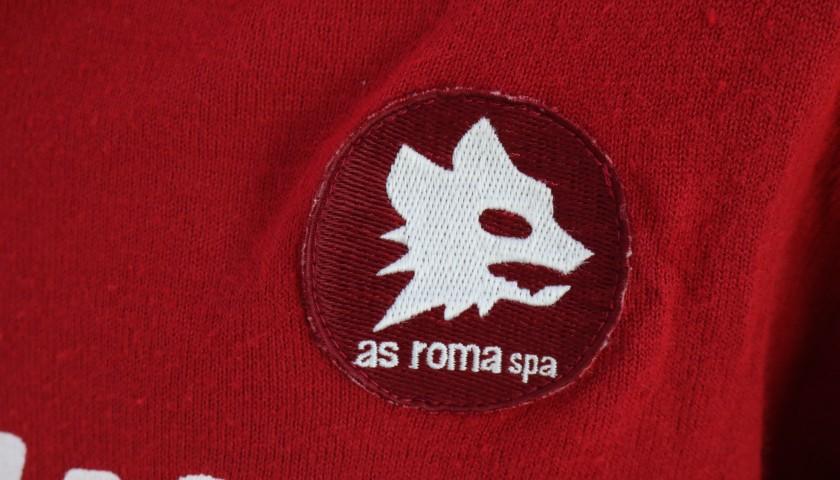 Voeller's Roma Match Shirt, 1988/1989 Season