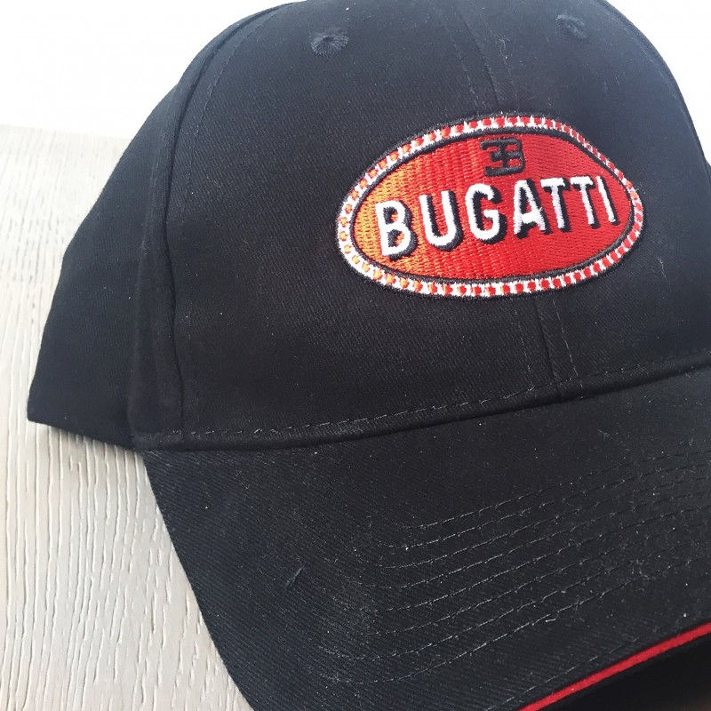 Official Bugatti baseball cap