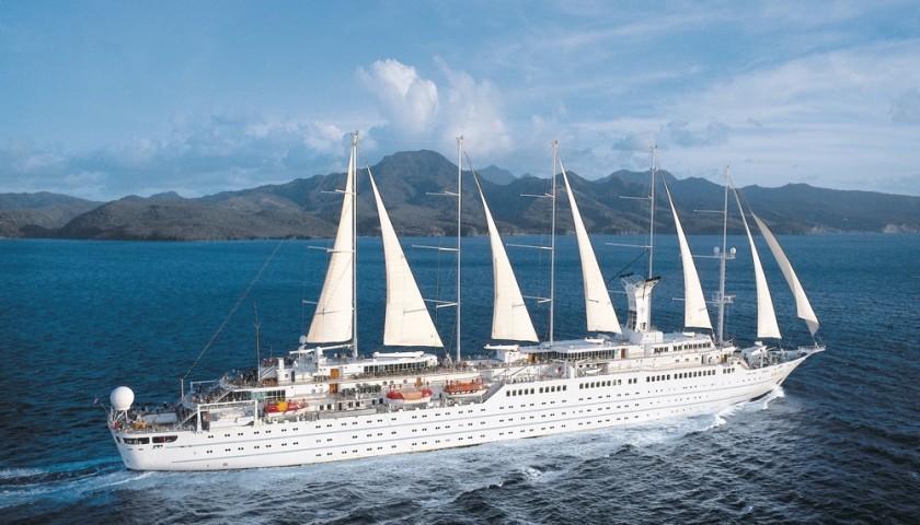 7-Day Windstar Caribbean Cruise for 2