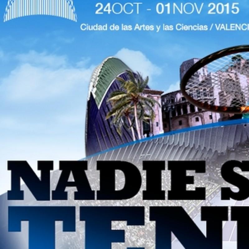 Attend Valencia ATP for 2 days