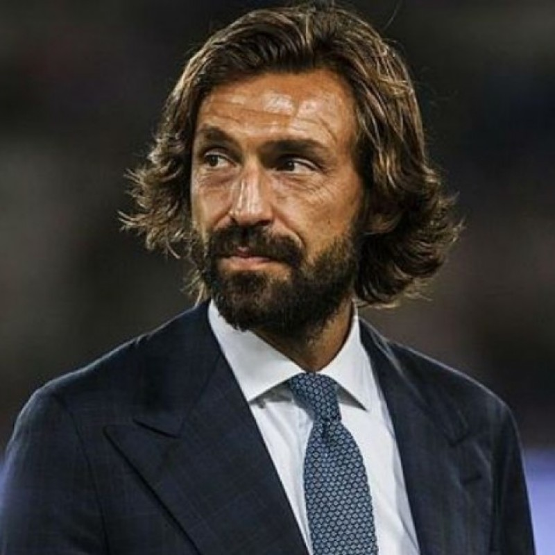 Win 2 VIP Tickets for Andrea Pirlo's Farewell to Football Match + Hospitality