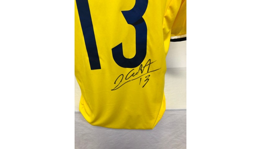 Guarin's Official Columbia Signed Shirt, 2014
