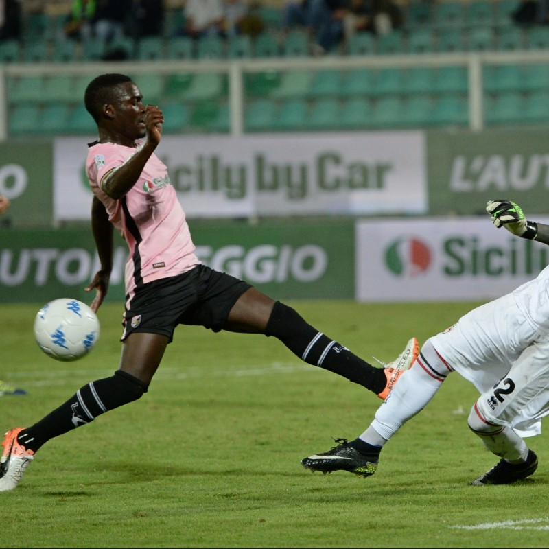 Official 2017/18 Serie B Ball Used for Palermo-Spezia