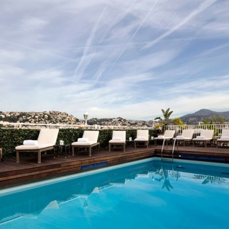 Two Nights in Nice, French Riviera Spa Hotel for Two