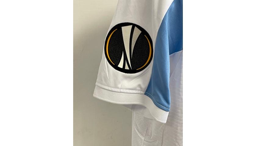 Cataldi's Lazio Match Shirt, EL 2018/19