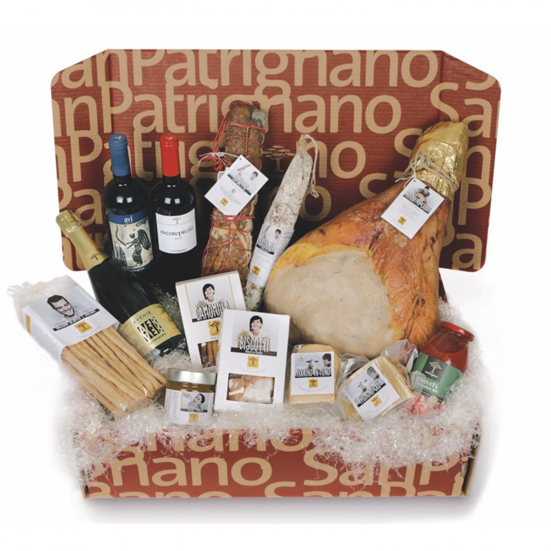 San Patrignano - Hamper