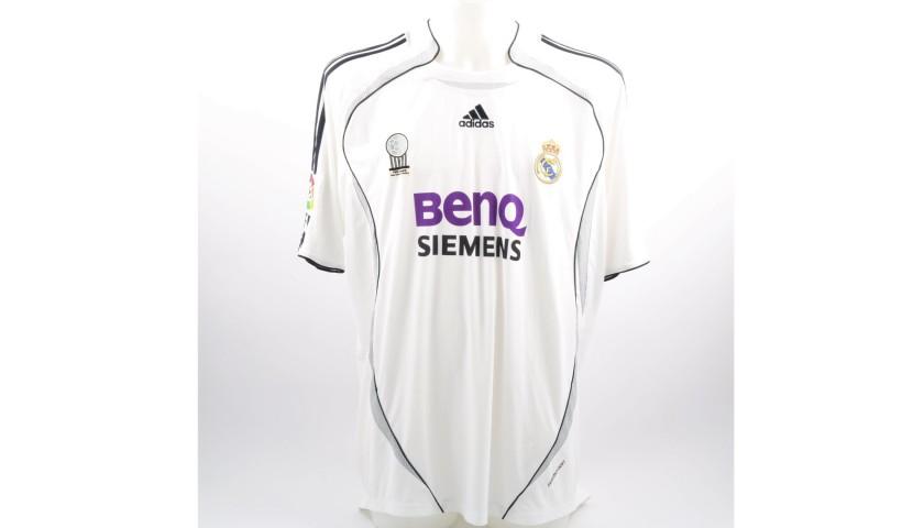 b0c6d8091b5 Ronaldo s Match-Issued Worn Real Madrid Shirt