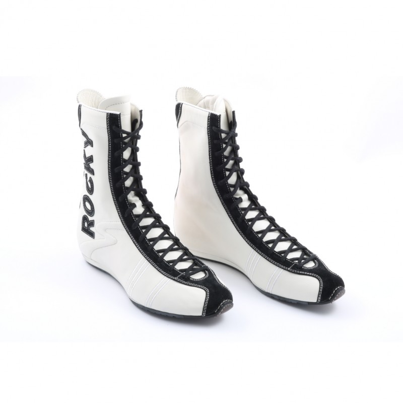 Sylvester Stallone's Boxing Boots