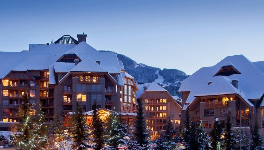 5-Night Suite Stay at Fairmont Chateau Whistler in Canada