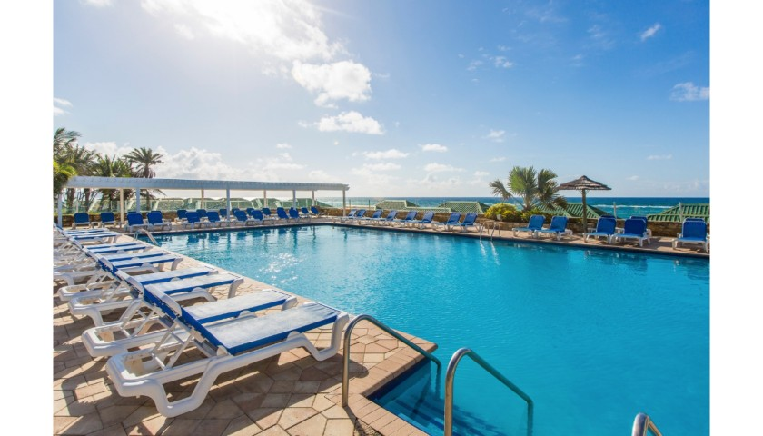 Stay at St. James's Club & Villas, Elite Island Resorts in Antigua, Caribbean