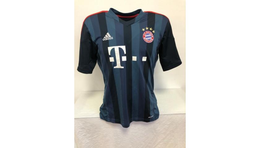 Shaqiri's Official Bayern Munich Signed Shirt, 2013/14