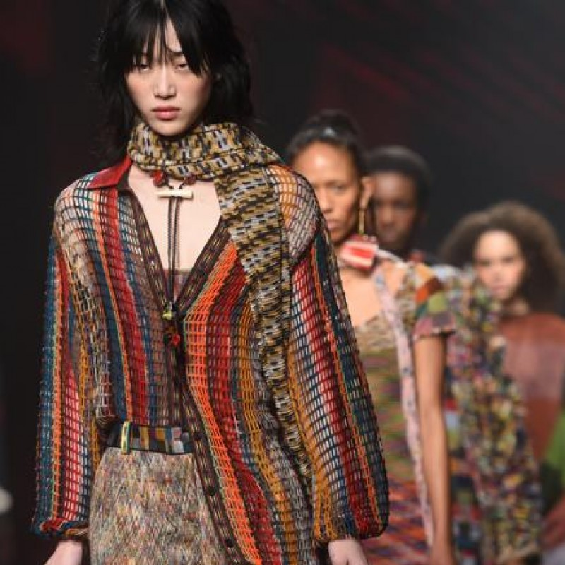 Attend the Missoni F/W Co-Ed 2019/20 Fashion Show