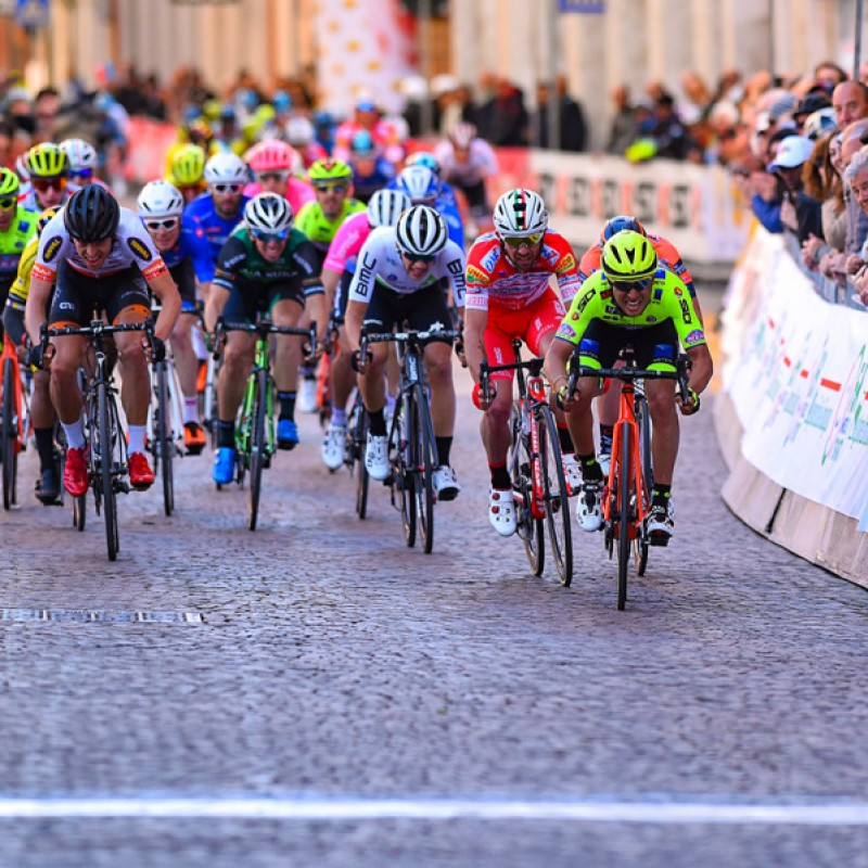 Official Settimana Internazionale Coppi e Bartali Jersey
