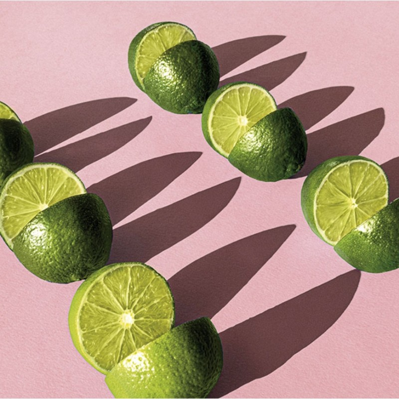 """""""Pac-Lime"""" - Photograph by Erika Banchio"""