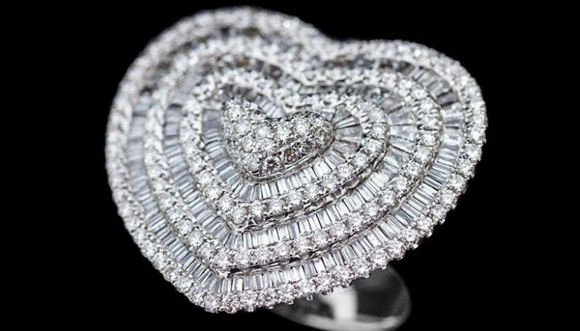 1.53 Carat Diamond Ring by Paulo Joias