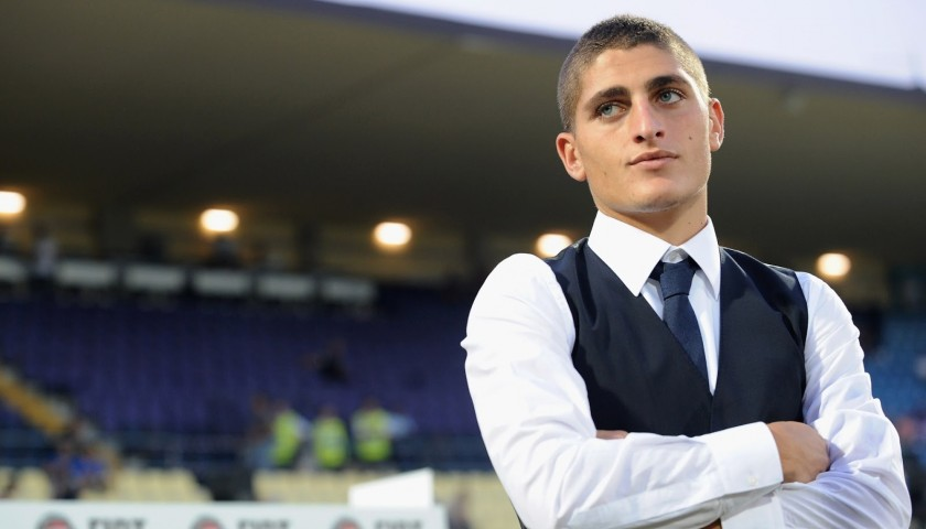Have Dinner in Paris with Marco Verratti
