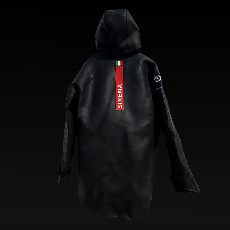 Max Sirena's Wet Jacket -  Luna Rossa Prada Pirelli