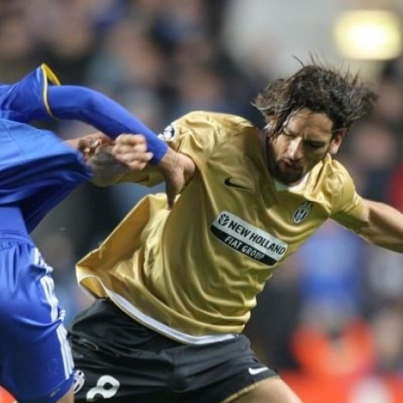 Amauri's Official Juventus Signed Shirt, 2008/09