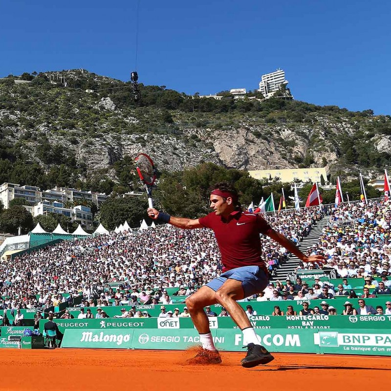 2 Players' Box Tickets to the 2019 ATP Monte-Carlo Rolex Masters Final