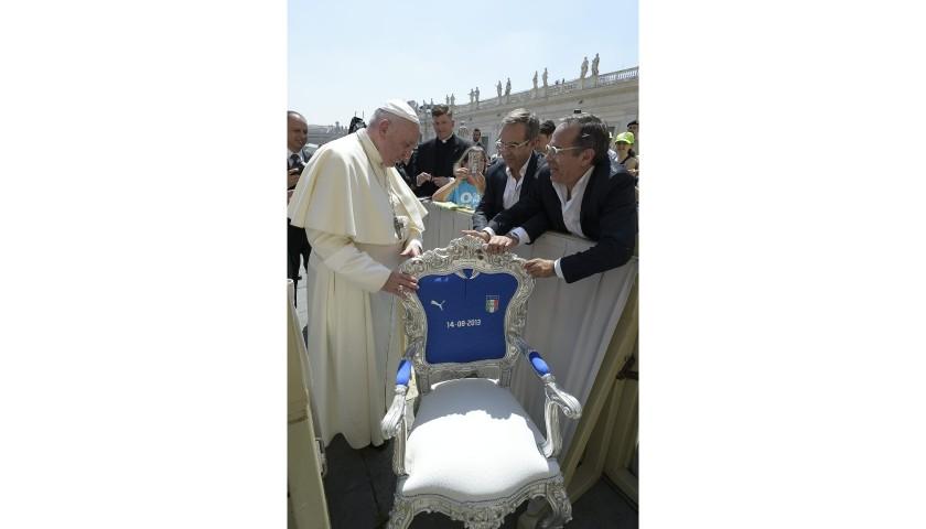 Italy 2013 Papal Throne