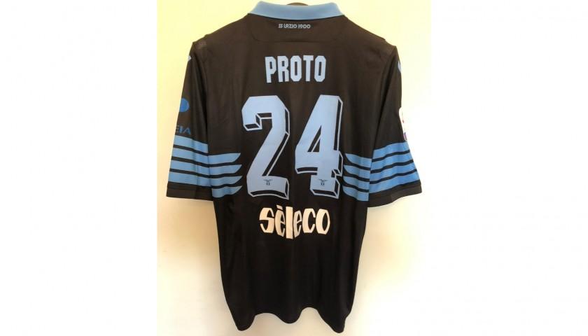 Proto's Match Shirt, Lazio-Roma 2019 - Special Paideia ...