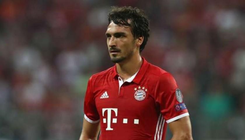 Maglia Home FC Bayern München Mats Hummels