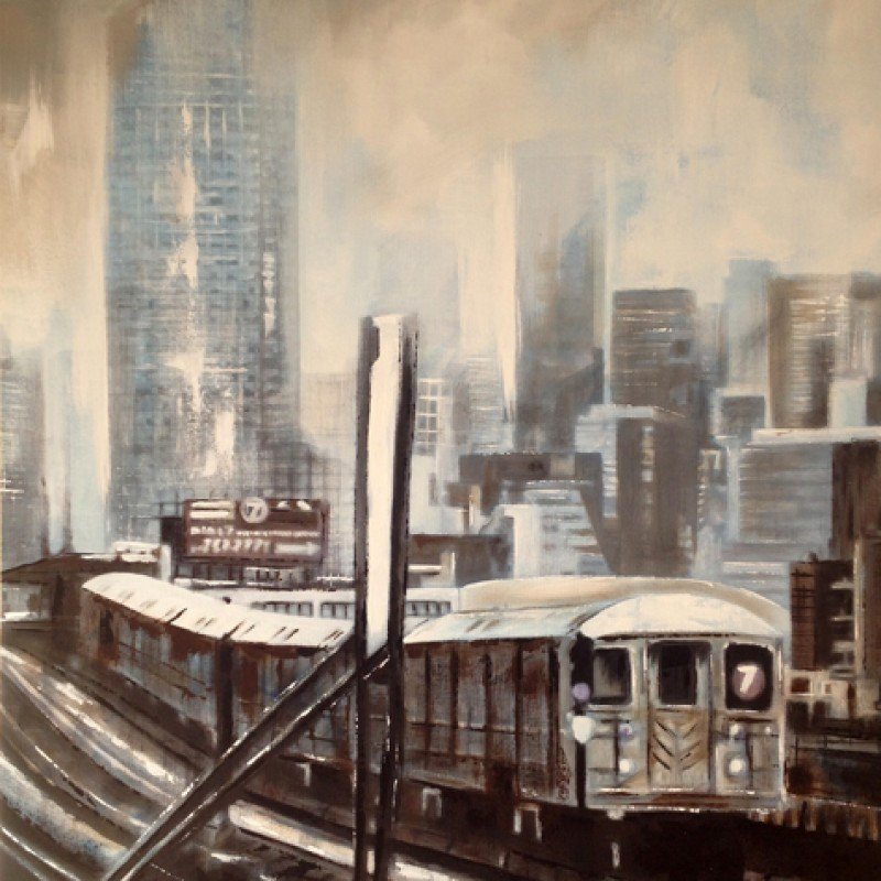 """Metropoli"" by Antonello Arena"