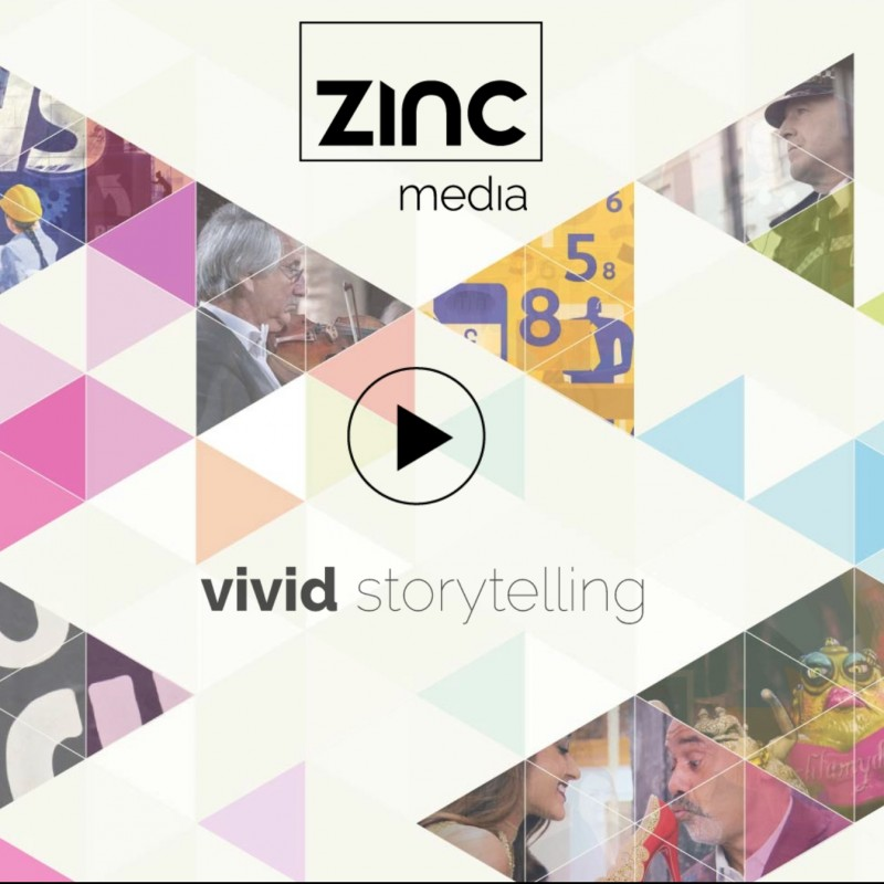 One Week's Work Experience at Zinc Media