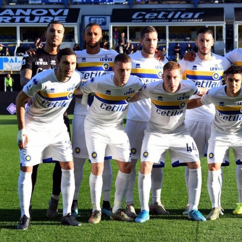Colombi's Shirt, Parma-Brescia 2019 - AC Parmense