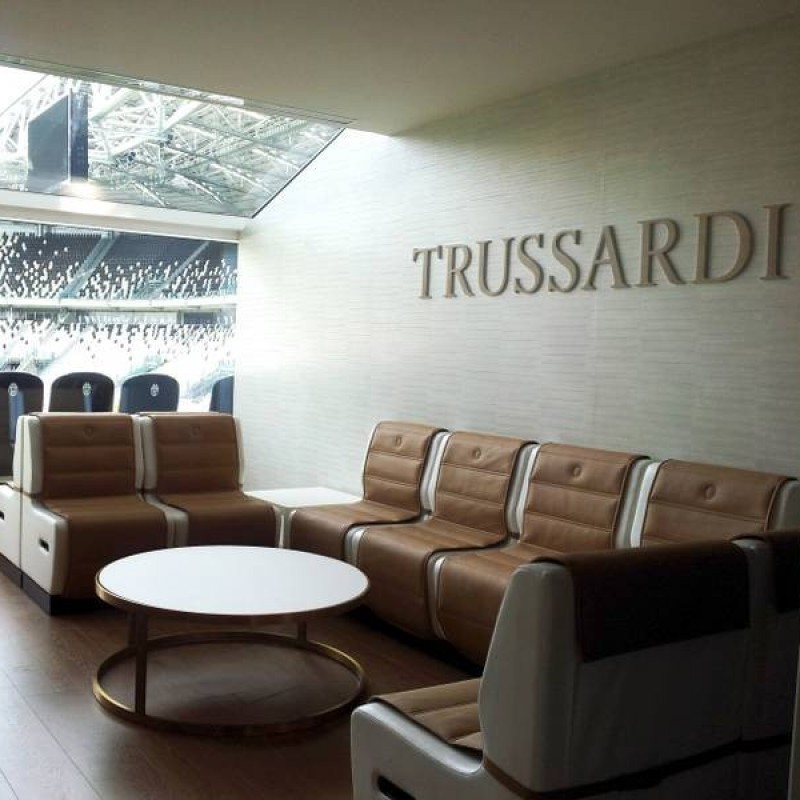 Enjoy Juventus-Udinese from the Trussardi Sky Box at JStadium